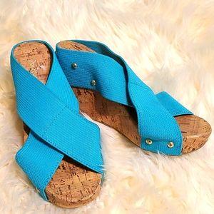 Montego Bay Wedge Heels